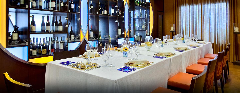 Hotel Hilton Fort Lauderdale Beach Resort, FL - Comedor privado