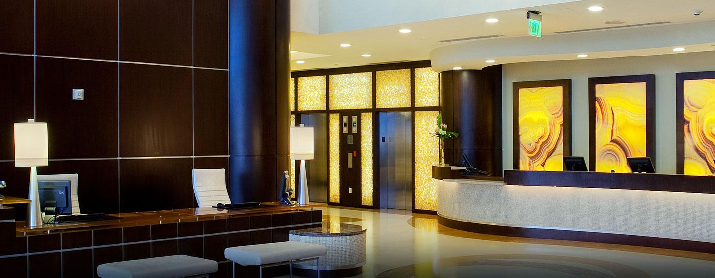 Hotel Hilton Fort Lauderdale Beach Resort, FL - Lobby