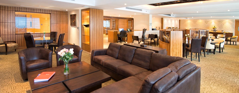 Hilton Colon Guayaquil Hotel, Ecuador - Sala de estar ejecutiva