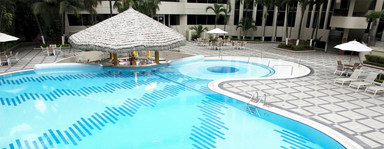 Hilton Colon Guayaquil Hotel, Ecuador - Piscina