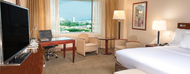 Hilton Colon Guayaquil Hotel, Ecuador - Habitación con cama King