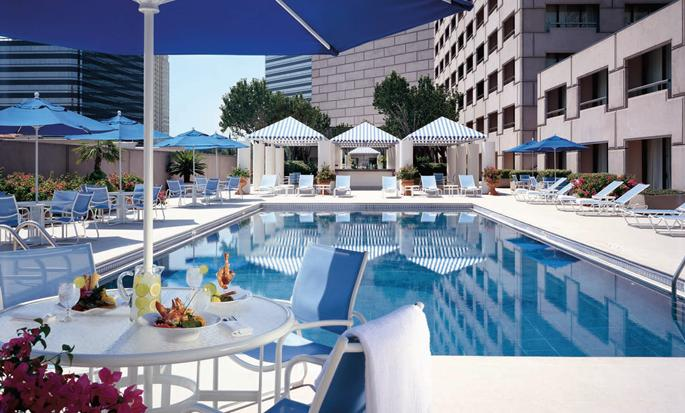 Hilton Houston Post Oak Hotel - Pool