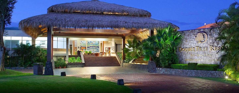 Hotel DoubleTree Resort by Hilton Central Pacific, Puntarenas, Costa Rica - Entrada