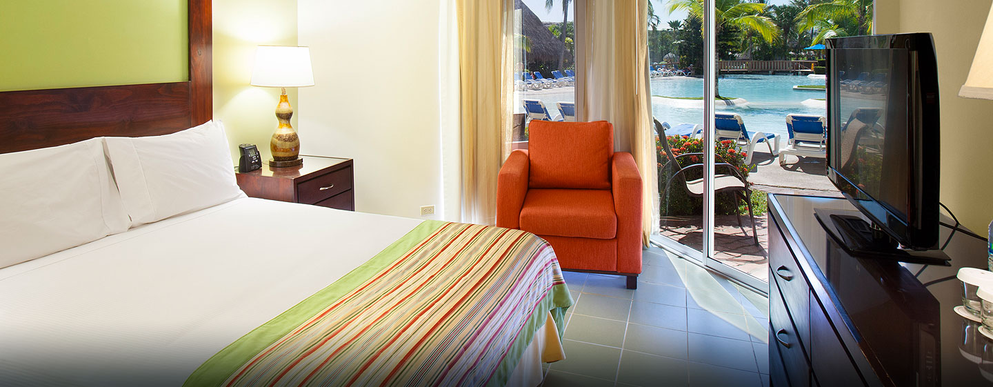 Hotel DoubleTree Resort by Hilton Central Pacific, Puntarenas, Costa Rica - Suite juniot con cama Queen