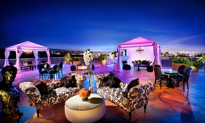 The Beverly Hilton - Rooftop