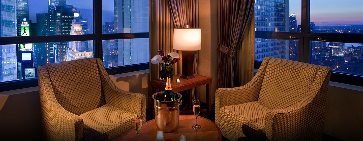 Hotel DoubleTree Suites by Hilton New York City - Times Square - Nueva York, NY - Suite para conferencias