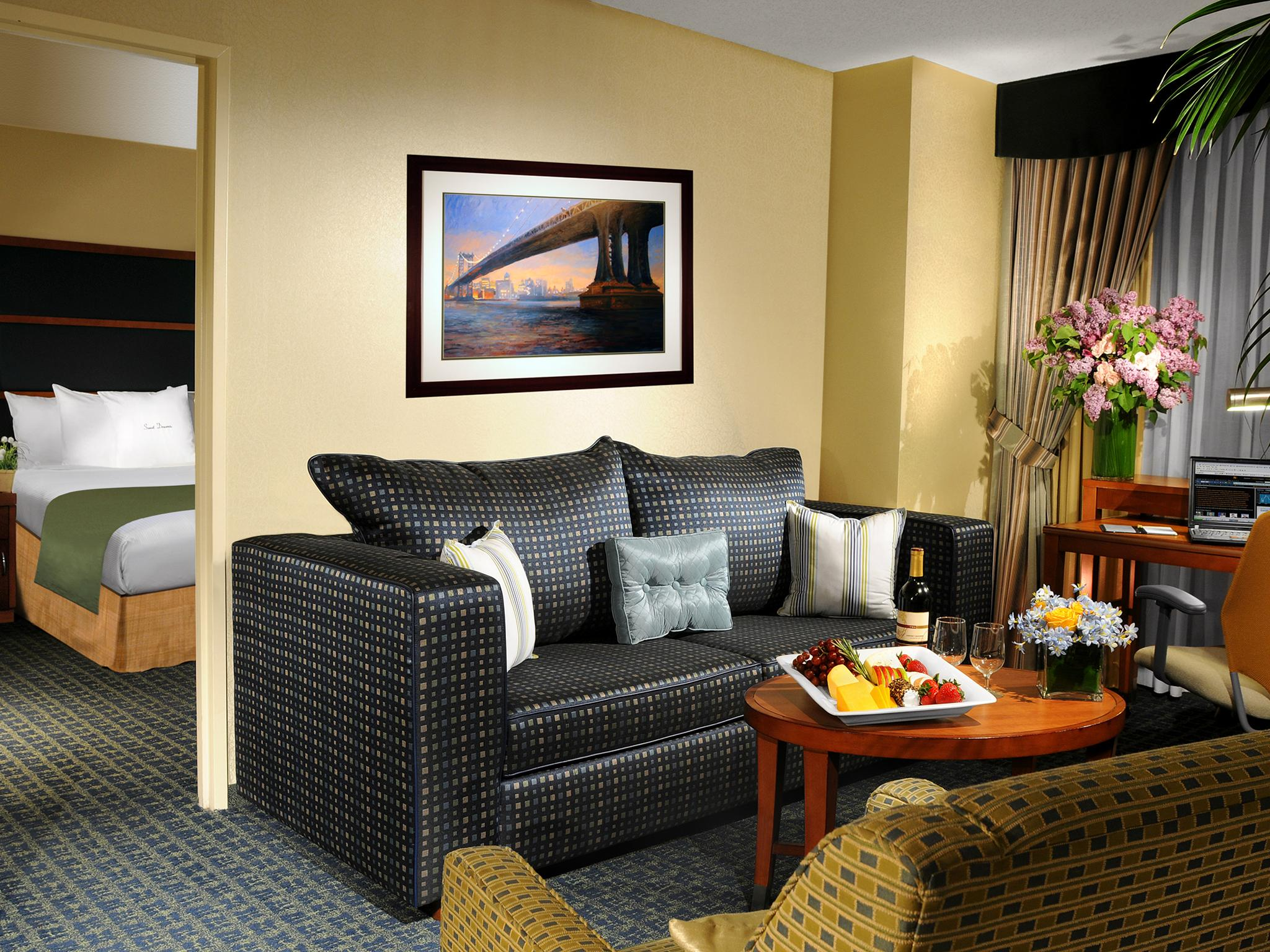 Hoteles En Times Square Doubletree Suites By Hilton New York City Times Square