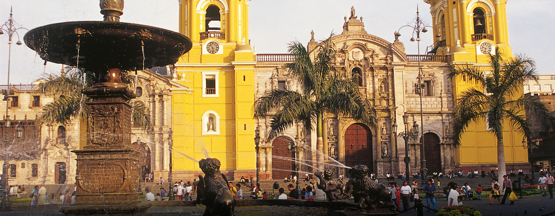 Hilton Lima Miraflores, Perú - Centro histórico de Lima