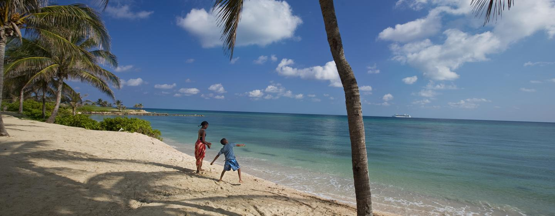 Hilton Rose Hall Resort & Spa, Jamaica - Playa de arena blanca