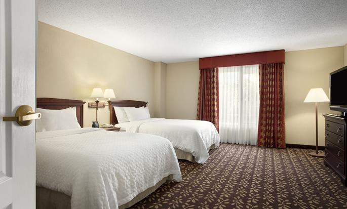 Hotel Embassy Suites Orlando - Airport, EUA - Suite doble