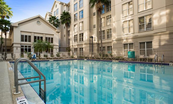 Homewood Suites by Hilton Orlando-International Drive/Convention Center, Orlando FL - Piscina