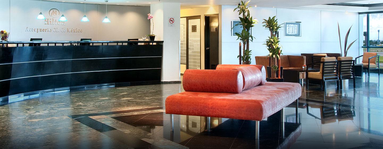Hotel Hilton Mexico City Airport, Distrito Federal, México - Lobby