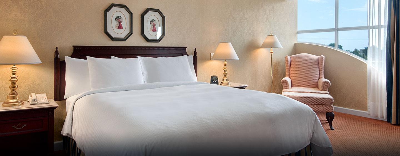 Hilton Princess Managua Hotel, Nicaragua - Habitación con cama King