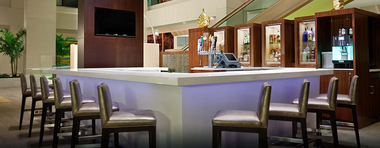 Hotel Hilton Miami Airport, FL - Bar