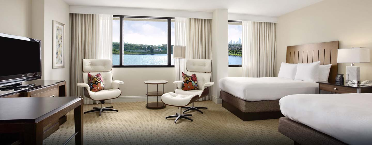 Hotel Hilton Miami Airport, FL - Suite Doble
