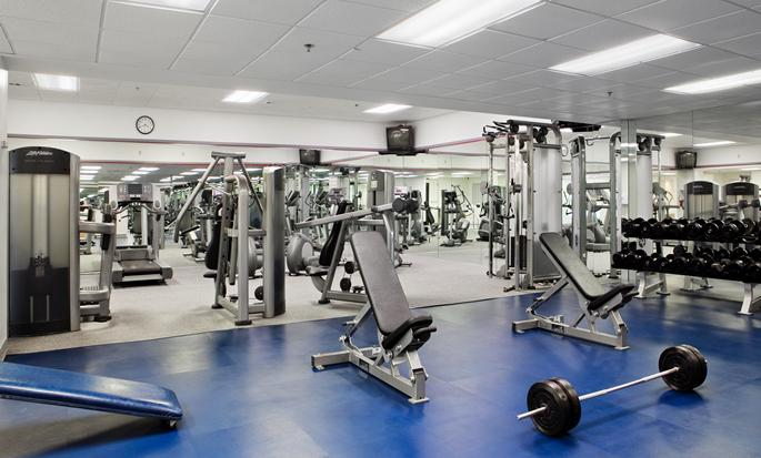 DoubleTree by Hilton Hotel Miami Airport & Convention Center - Gimnasio