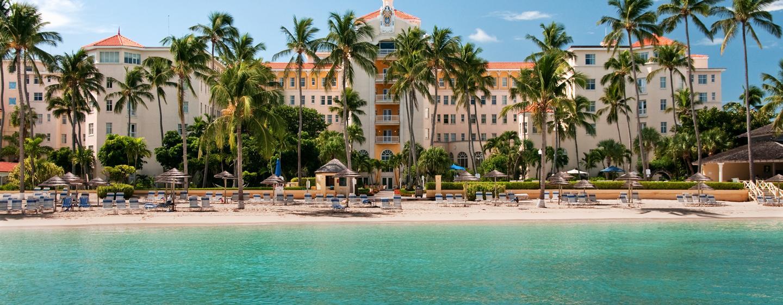 British Colonial Hilton Nassau, Bahamas - Fachada del hotel