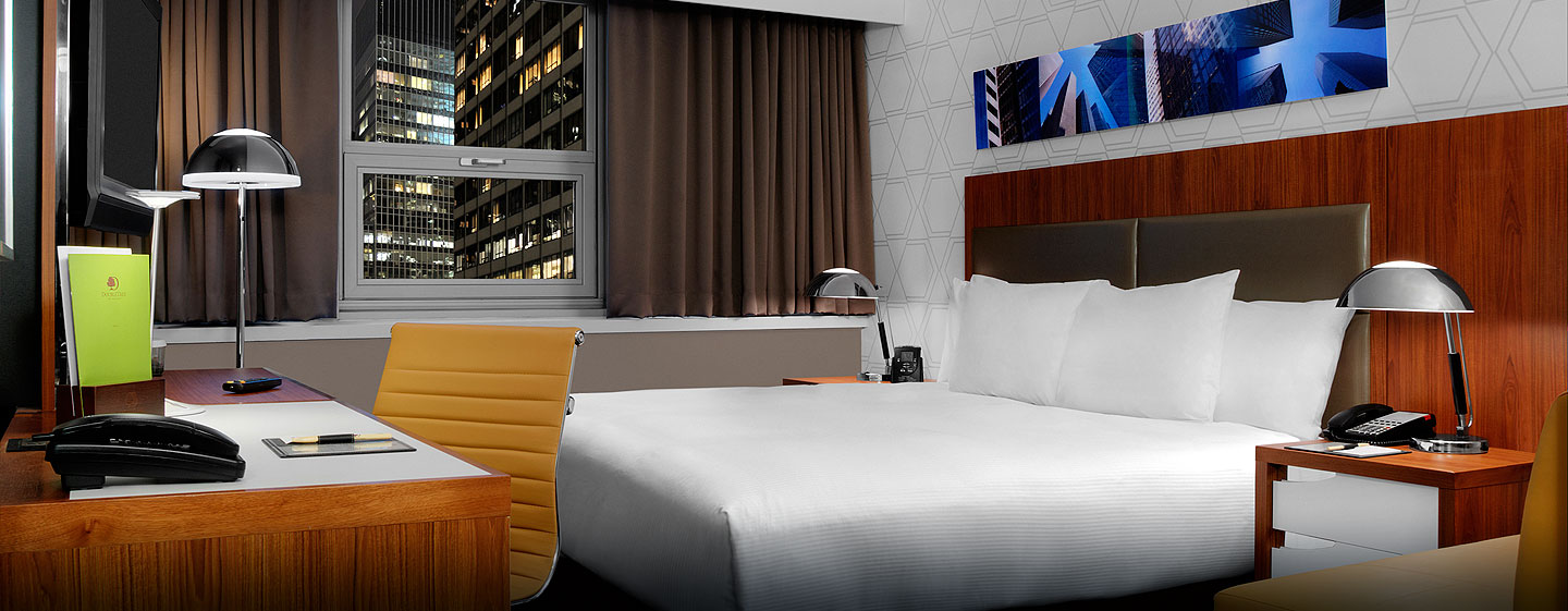 Hotel DoubleTree by Hilton Metropolitan - New York City, NY - Habi