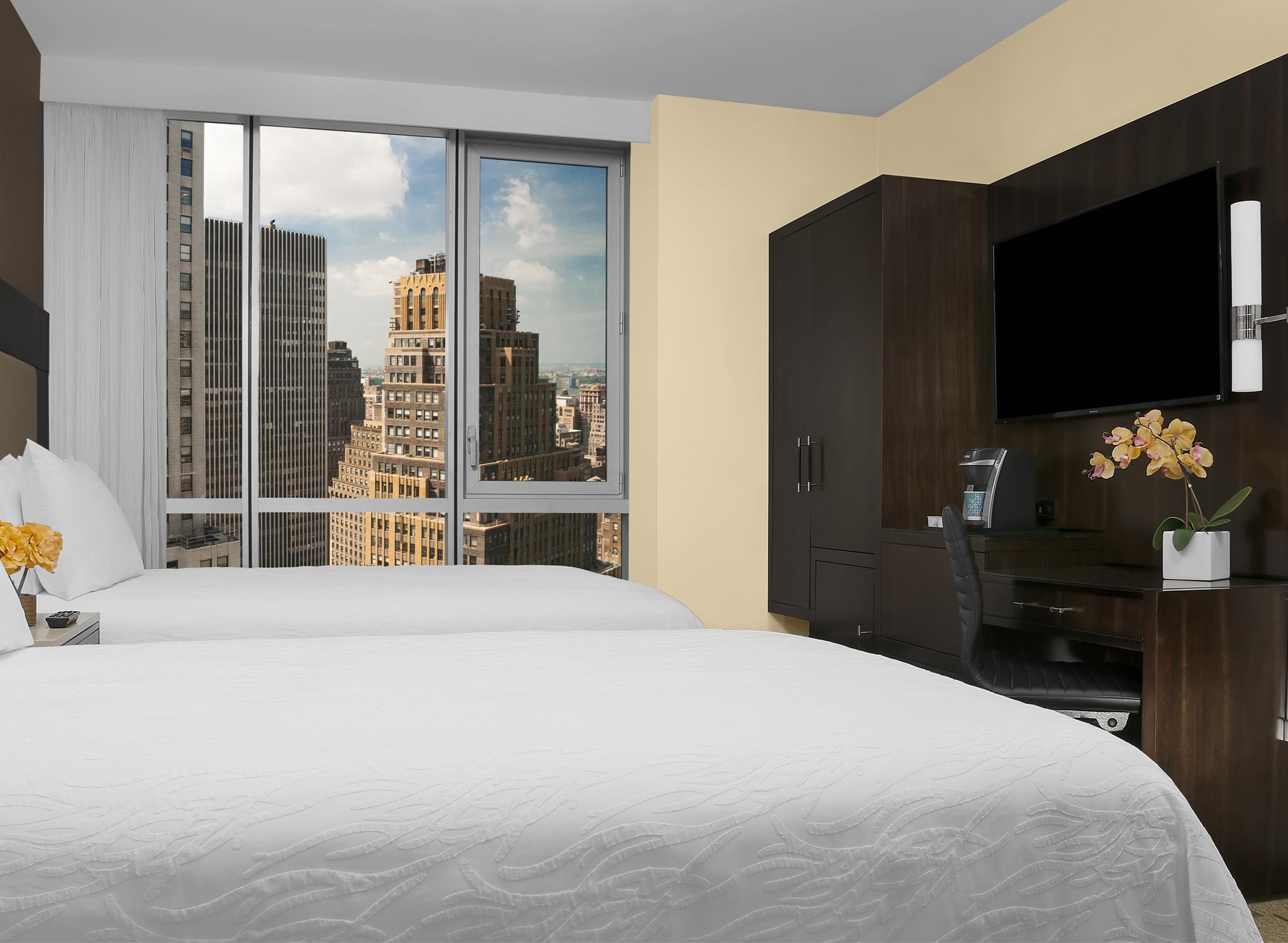 Hilton Garden Inn New York Times Square Central On 42nd St