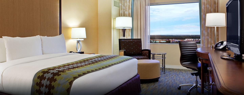Hilton Orlando Bonnet Creek, Florida - Habitación con cama King