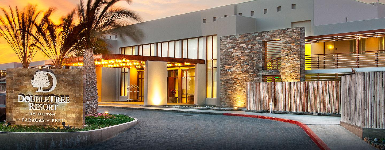 Hotel DoubleTree Resort by Hilton Hotel Paracas - Perú - Exterior del hotel