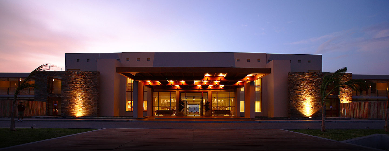 Hotel DoubleTree Resort by Hilton Hotel Paracas - Perú - Entrada principal