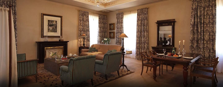 Hotel Hilton Sa Torre Mallorca Resort, Llucmajor, España - Suite Alcove con camas gemelas