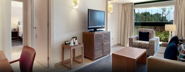 Hotel Hilton Sa Torre Mallorca Resort, Llucmajor, España - Suite King