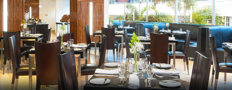 Hotel DoubleTree by Hilton Hotel Panama City - El Carmen, Panamá - Café City