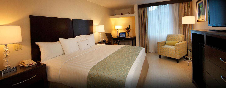 Hotel DoubleTree by Hilton Hotel Panama City - El Carmen, Panamá - Habitación estándar