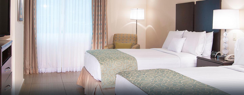 Hotel DoubleTree by Hilton Hotel Panama City - El Carmen, Panamá - Habitación doble