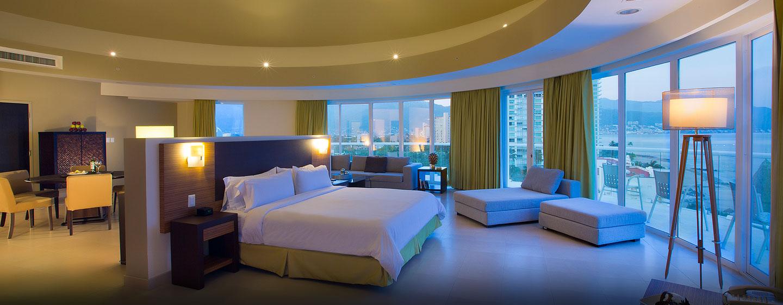 Hilton Puerto Vallarta Resort, Jalisco, México - Suite del último piso