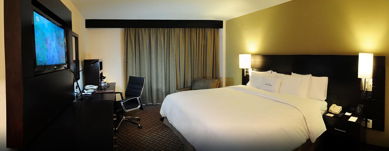 Hotel DoubleTree by Hilton Hotel Querétaro, México - Habitación estándar con cama King
