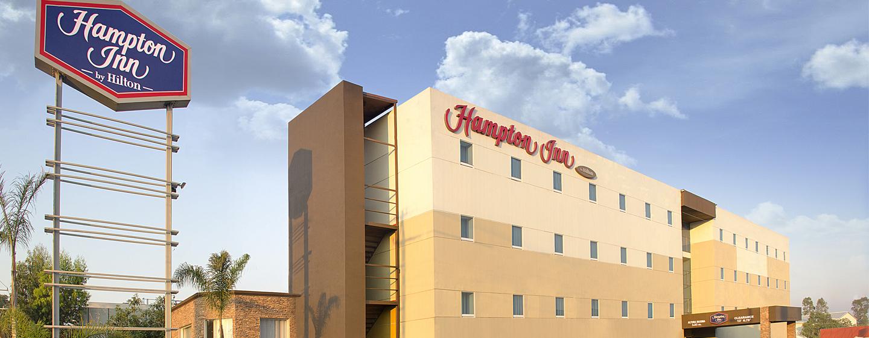 Hampton Inn by Hilton San Juan del Río, Querétaro, México - Fachada del hotel