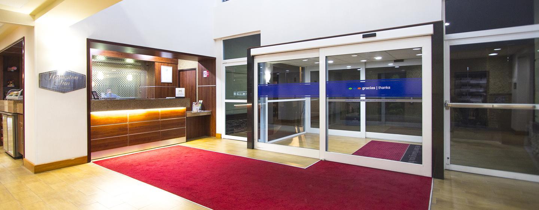 Hampton Inn by Hilton San Juan del Río, Querétaro, México - Entrada del hotel