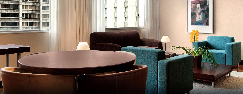 Hotel Hilton Colón Quito, Ecuador - Suite ejecutiva