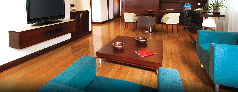 Hotel Hilton Colón Quito, Ecuador - Suite Premium ejecutiva