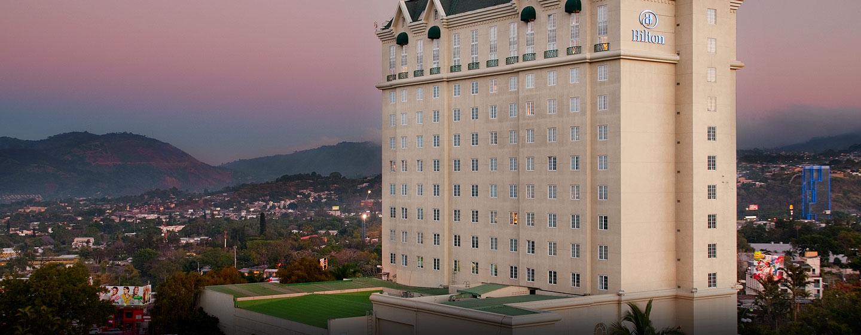 Hotel Hilton Princess San Salvador, El Salvador - Fachada del hotel