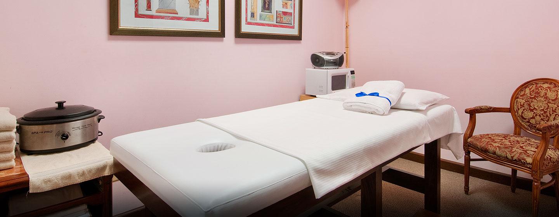 Hotel Hilton Princess San Salvador, El Salvador - Sala para masajes