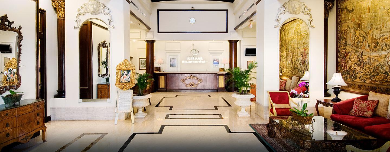 Hotel Hilton Princess San Salvador, El Salvador - Lobby