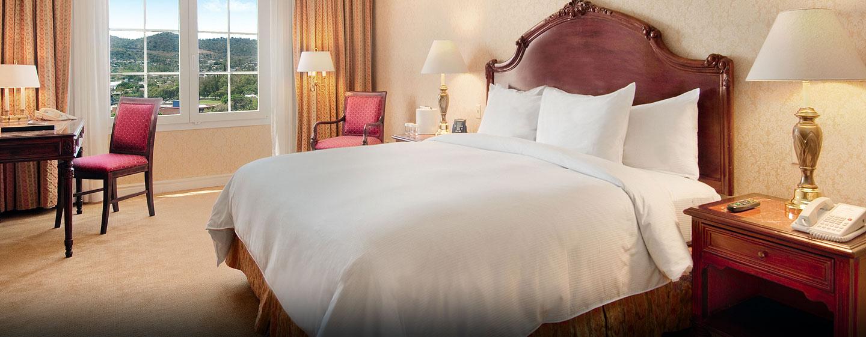 Hotel Hilton Princess San Salvador, El Salvador - Habitación Hilton con cama King
