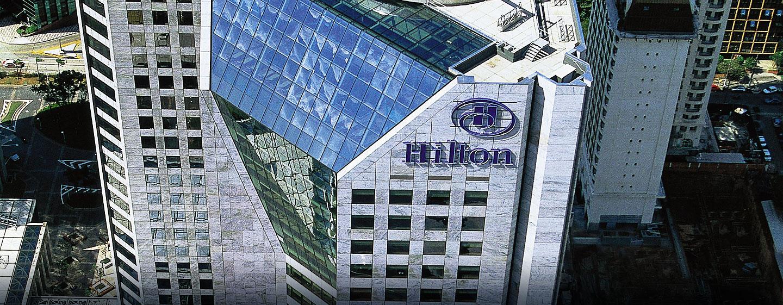 Bienvenido al Hilton Sao Paulo Morumbi