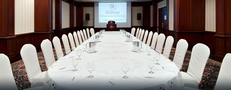 Hilton Princess San Pedro Sula Hotel, Honduras - Reuniones y eventos