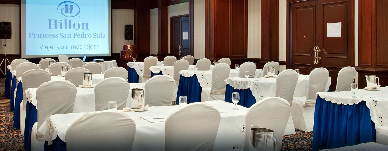 Hilton Princess San Pedro Sula Hotel, Honduras - Sala de reuniones
