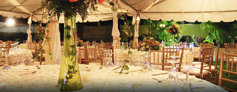 Hilton Princess San Pedro Sula Hotel, Honduras - Salón de fiestas