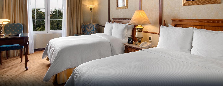 Hilton Princess San Pedro Sula Hotel, Honduras - Habitación Hilton con cama doble