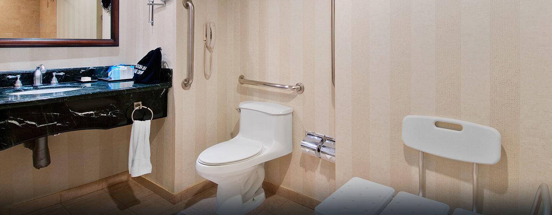 Hilton Princess San Pedro Sula Hotel, Honduras - Habitación accesible para personas con discapacidades