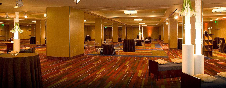 Hotel Hilton San Francisco Union Square, CA - Espacio para eventos Golden Gate