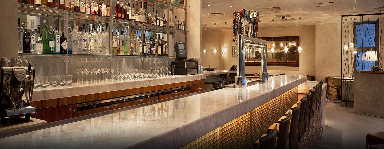 Hotel Hilton San Francisco Union Square, CA - Bar
