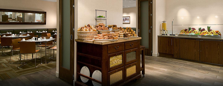 Hotel Hilton San Francisco Union Square, CA - Desayuno en Urban Tavern